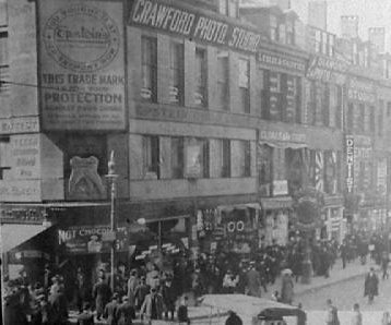 Scollay Square at the